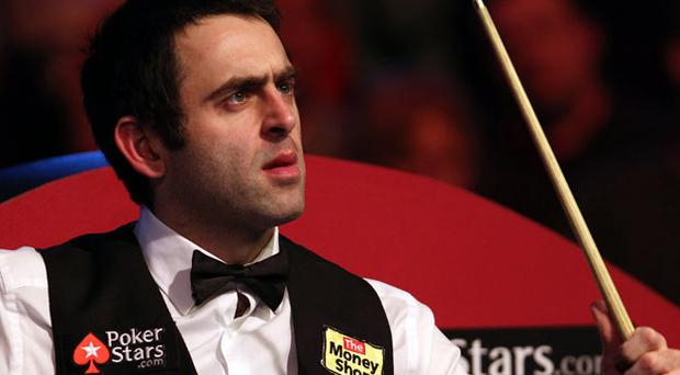 Ronnie O'Sullivan is adamant everyone should get behind the veteran promoter. Photo: Getty Images
