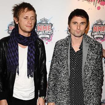 Muse will be awarded the O2 Silver Clef gong