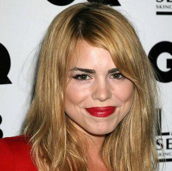 Billie Piper's not satisfied with the roles she's offered in the US