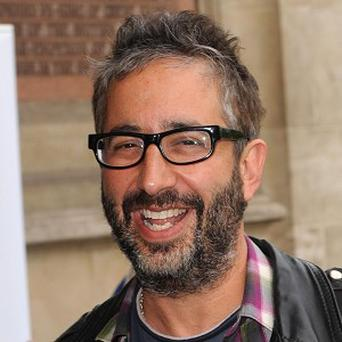 David Baddiel revealed Omid Djalili was crucial to The Infidel