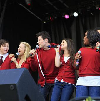 The cast of Glee are going Madonna crazy with a special episode and album