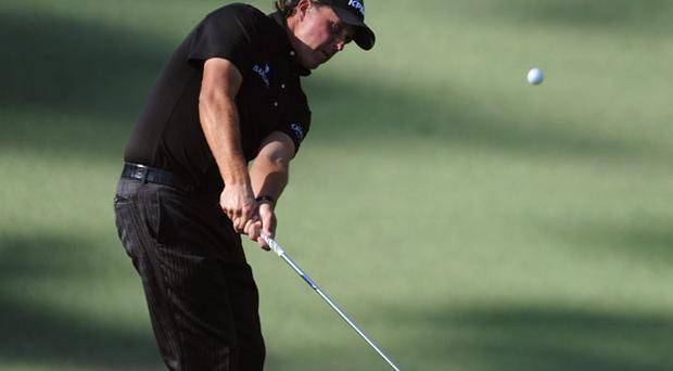 Phil Mickelson. Photo: Getty Images
