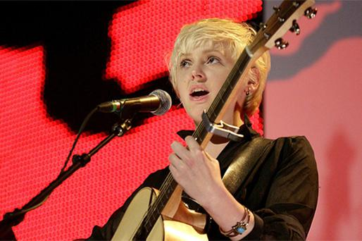 Laura Marling performed at The Academy. Photo: PA