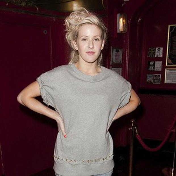 Ellie Goulding will join John Mayer on tour
