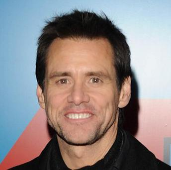 Jim Carrey asked his Twitter followers if they were 'man enough' for his new film