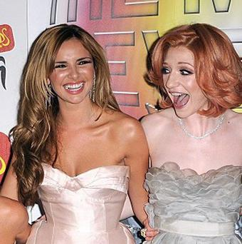 Nadine Coyle has not spoken to the rest of Girls Aloud for months, Nicola Roberts said