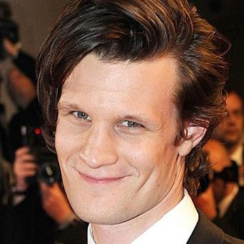 New Doctor Who Matt Smith is not the first Time Lord to be given a rough ride by fans