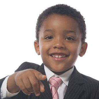 Four-year-old Barack Obama lookalike wants to join the election campaign trail
