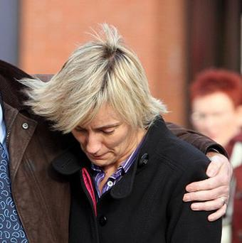 Hazel Stewart has been charged with murder