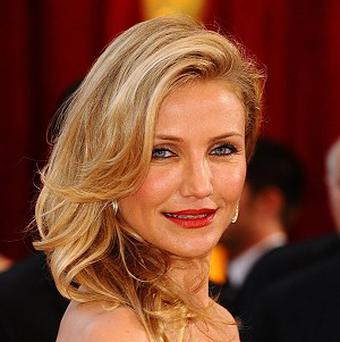 Cameron Diaz says there is a love story in Knight And Day