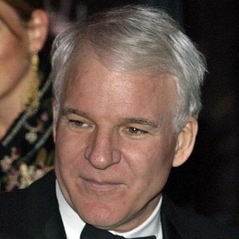 Steve Martin loves touring with his banjo
