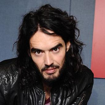 Russell Brand is sacrificing his hair for his film career