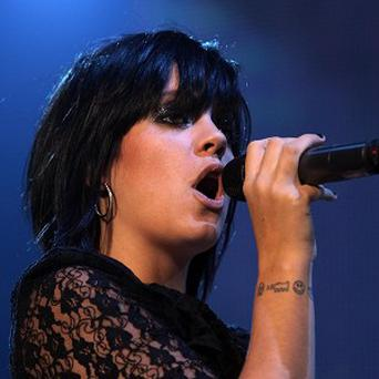 Lily Allen has spoken out about the proposed closure of 6 Music