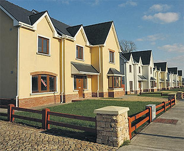 Houses At Battery Court, Longford, Are Being Sold For Less Than Half Their  Boom