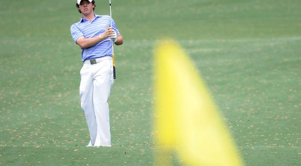 Rory McIlroy has reconsidered last week's decision to take a complete break from golf. Photo: Getty Images