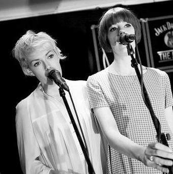 The Pipettes have claimed they're the new Abba