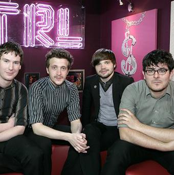 The Futureheads are on the bill for Reading and Leeds festivals