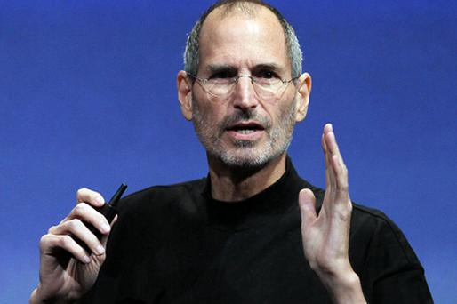 Steve Jobs beat Facebook's Mark Zuckerberg in the poll. Photo: Getty Images