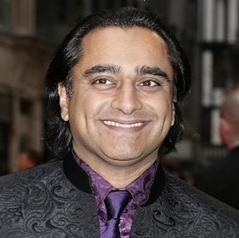 Sanjeev Bhaskar joked he wouldn't be having dinner with Gurinder Chadha