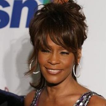 Whitney Houston gave her first UK performance in 11 years