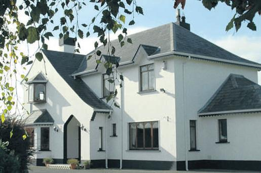 Four-bedroom detached home on half an acre