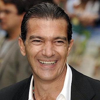Antonio Banderas says he has been kept in the dark about his latest movie