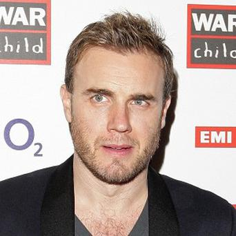 Gary Barlow performed at a school in Cheshire