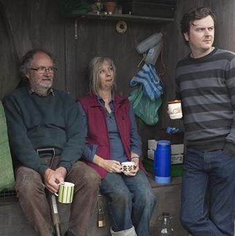 Mike Leigh's film starring Jim Broadbent is in competition at Cannes