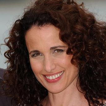 Andie MacDowell said her daughter has 'more gifts' than she had