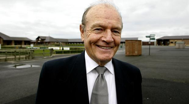 Since going to Punchestown in 2003, Dick O'Sullivan has tapped into his natural enthusiasm to make the track profitable again.