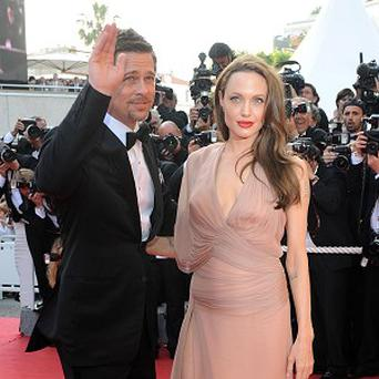 Angelina Jolie loves working with her real life partner Brad Pitt
