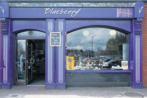Blueberry, 2 Market Yard, Kilkenny.