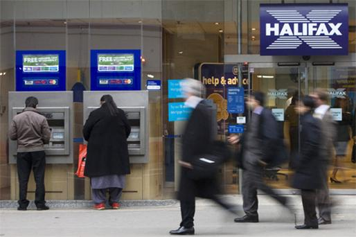 Halifax/Bank of Scotland (Ireland) is encouraging customers to pay off their balances or switch to another credit card provider by June 18. Photo: Getty Images