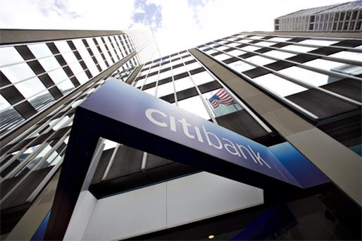 Citigroup had been expected to break even. Photo: Bloomberg News