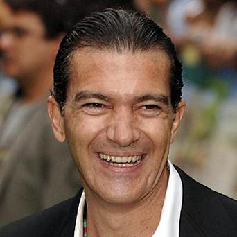 Antonio Banderas is working on a Puss In Boots movie