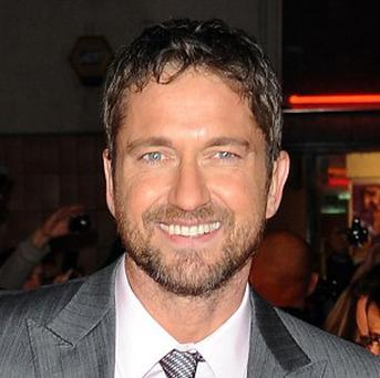 Gerard Butler's film was in a photo finish at the US box office