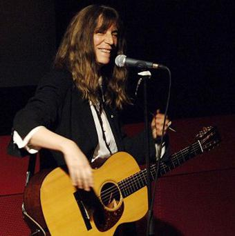 Patti Smith will perform in Hyde Park in June