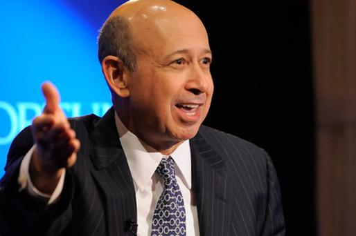 Goldman Sachs, led by CEO Lloyd Blankfein, is fending off regulatory claims while cementing its position as the most profitable investment bank in Wall Street history. Photo: Getty Images