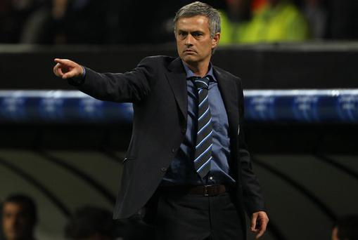 Jose Mourinho led Inter to an impressive victory over Barcelona. Photo: Getty Images