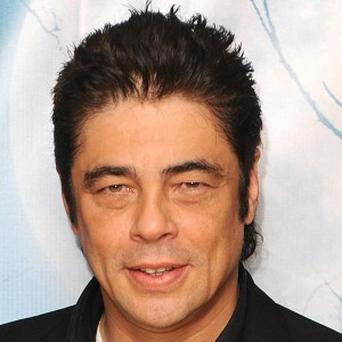 Benicio Del Toro is set to star in An Ex To Grind