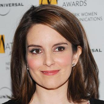 Tina Fey said being a movie actor makes a nice change