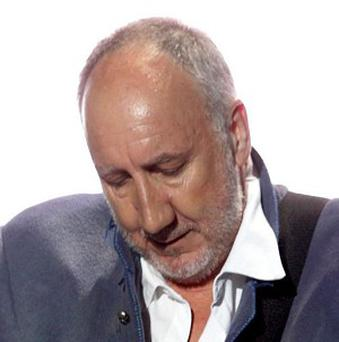 Pete Townshend wouldn't wear The Who merchandise