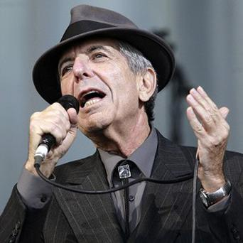 Leonard Cohen will perform in Ireland this summer