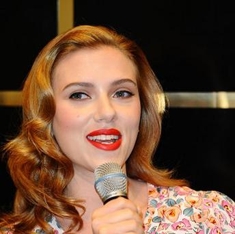 Scarlett Johansson has a passion for cooking alone
