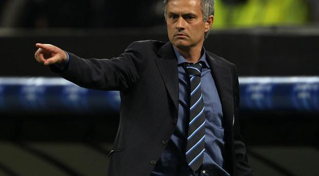 Jose Mourinho could soon be contemplating a move to Real Madrid or even Manchester United. Photo: Getty Images