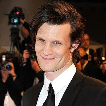 Doctor Who actor Matt Smith will play the lead role in the film
