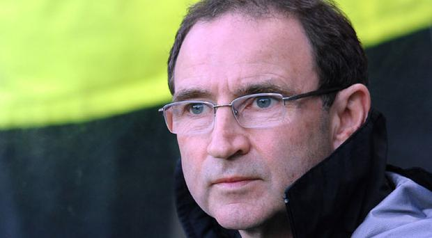 Martin O'Neill. Photo: Getty Images