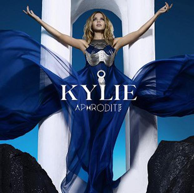 Kylie has released details of her new album