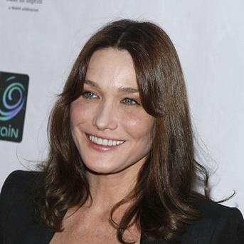 Carla Bruni-Sarkozy is reportedly set to appear in a Woody Allen film
