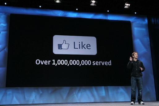 Facebook announced a whole host of new features at its annual F8 conference in San Francisco. Photo: Getty Images